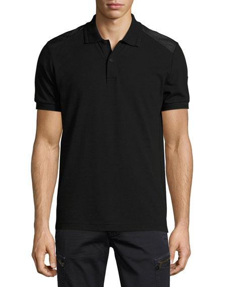 Belstaff Hitchin Cotton Pique Polo Shirt
