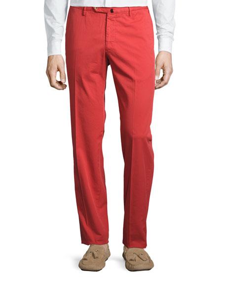 Incotex Benson Five-Pocket Standard-Fit Trousers