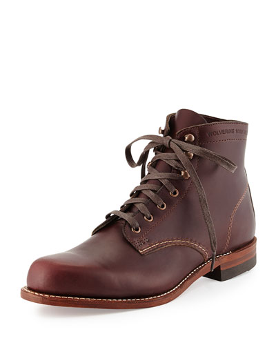 Cordovan 1000 Mile Boots  Brown