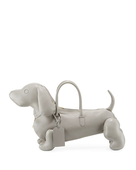 Hector Leather Dog Bag