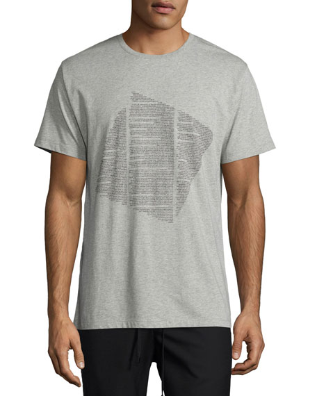 Flannel Plaid Back-Patch Shirt, Black/White/Yellow