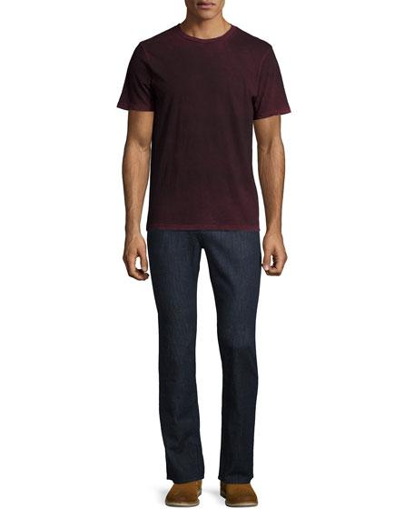 Kane Clean Wash Straight-Leg Denim Jeans