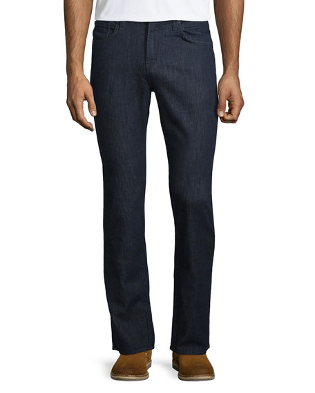 Kane Clean Wash Straight-Leg Denim Jeans