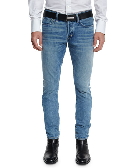 Slim-fit Denim Jeans Tom Ford YtW25MR