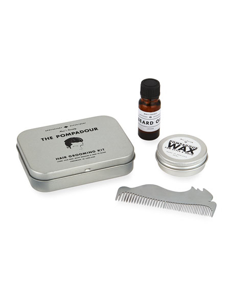 Men's Society The Pompadour Hair Kit
