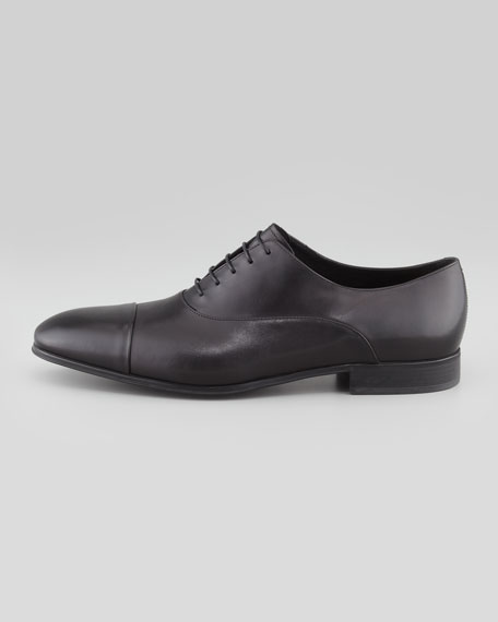 Fantino Lace-Up Shoe, Black