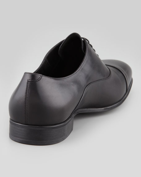 Fantino Lace-Up Shoe, Black