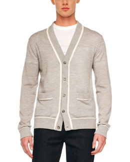 MICHAEL KORS  Wool Cardigan