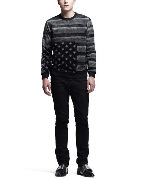 Jeans, Black