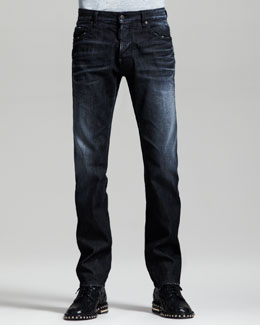 DSquared2 Black Denim Jeans