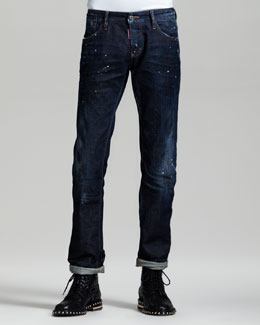 DSquared2 Slim Jeans, Blue