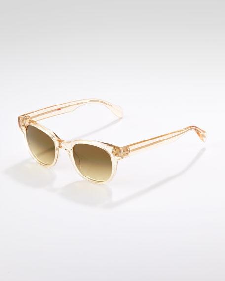 Afton Photochromic Sunglasses, Buff