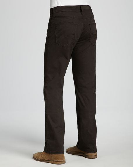 Protege Sueded Coffee Jeans