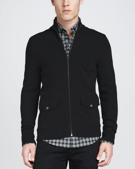 Lambert Work Jacket, Black