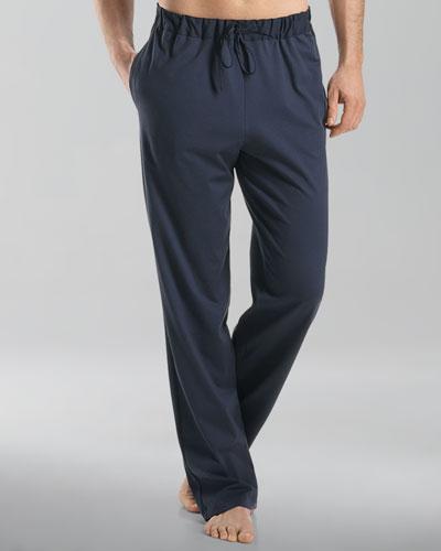 Night & Day Lounge Pants, Black Iris