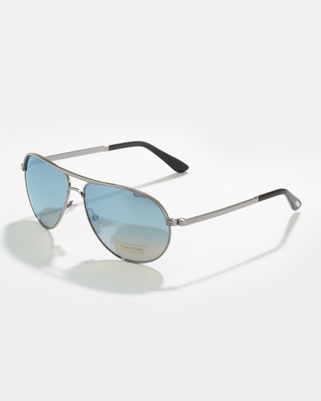 c113cb2dc91e3 TOM FORD Marko Men s Aviator Sunglasses