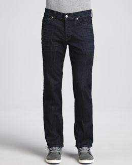 7 For All Mankind Standard Midnight Waters Jeans