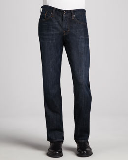 AG Adriano Goldschmied Protege Hunt Wash Jeans