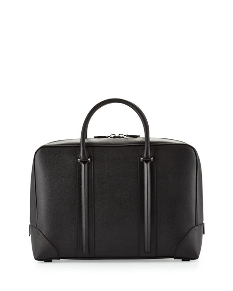 Men's LC Leather Briefcase