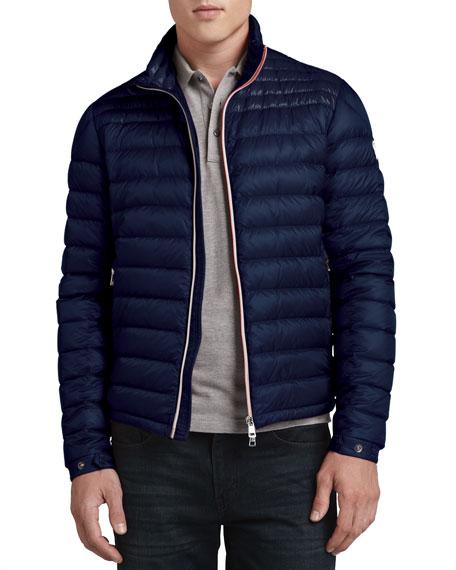 moncler daniel jacket blue