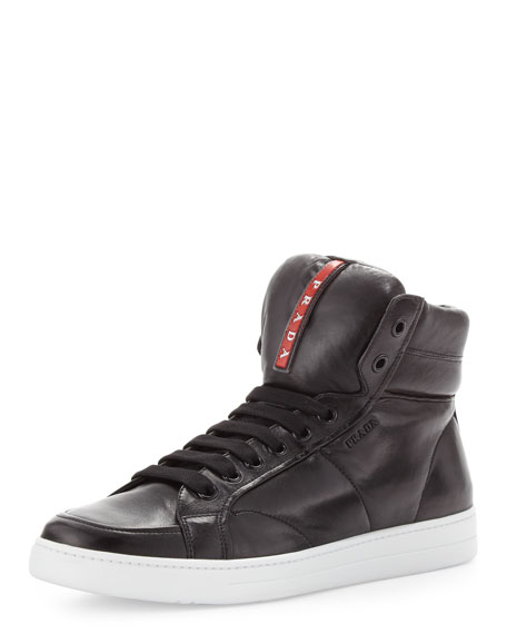 Prada High In Leather 4dHgYquP