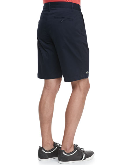Classic-Fit Bermuda Shorts, Navy