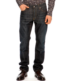 Dolce & Gabbana 16 Classic Denim Jeans, Indigo