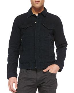 J Brand Jeans Vance Denim Jacket, Finlay