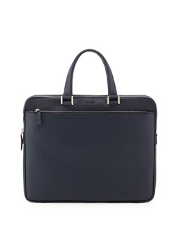 Fendi Elite Computer Case, Navy