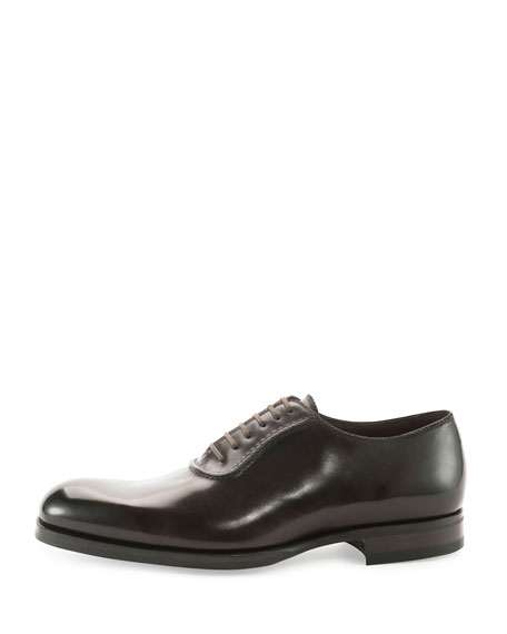 Charles Apron-Front Oxford, Brown