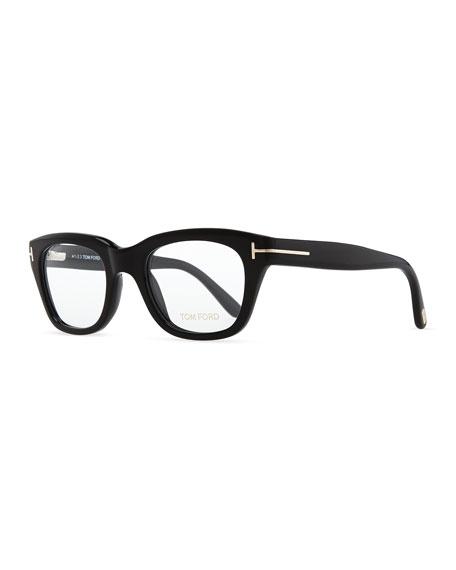 4a11ccafaa682 TOM FORD Large Acetate Fashion Glasses