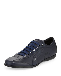Mille 6 Low-Top Sneaker, Navy