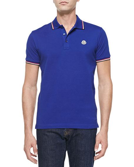 moncler t shirt blue