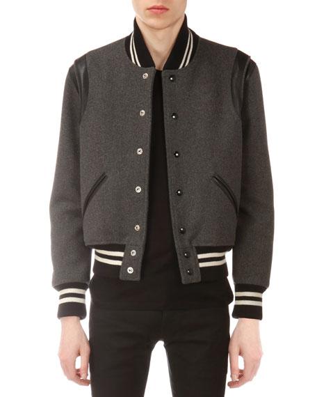 Teddy Varsity Jacket