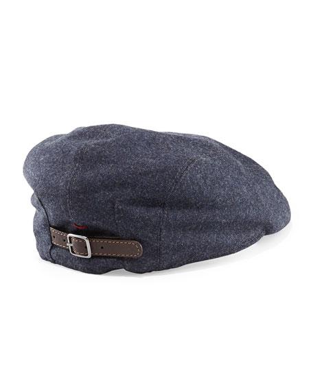 Wool Driver Cap