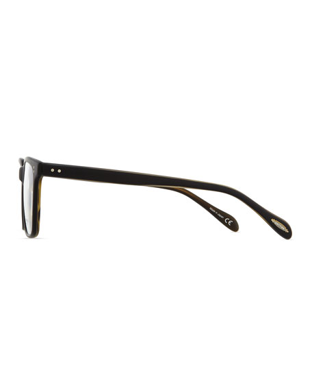 NDG I Fashion Glasses, Matte Black Olive Tortoise