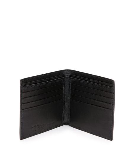 Houndstooth Bi-Fold Wallet