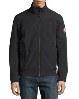Bracebridge Lightweight Jacket, Black