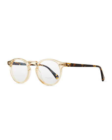 b0587e64f6 Oliver Peoples Gregory Peck Fashion Glasses