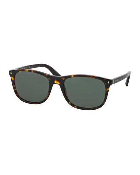 Acetate Sunglasses, Havana