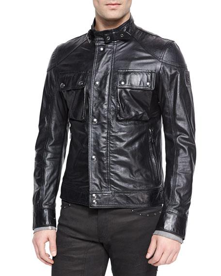 Belstaff Leather Racemaster