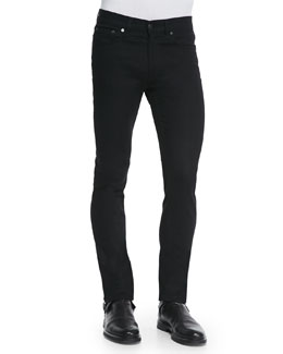 Ace Skinny Pants, Black