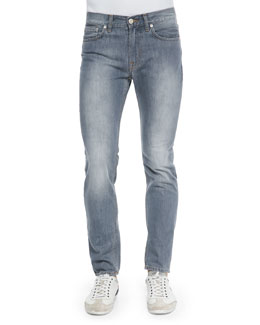 Ace Washed Slim-Fit Jeans