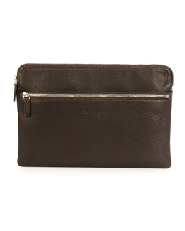 Manhattan Portfolio Case, Brown