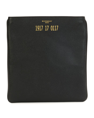 Codification Crossbody Bag, Black