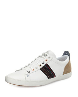 Osmo Leather Sneaker, White