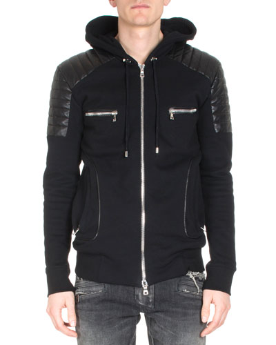 Men's Hoodies & Sweatshirts at Bergdorf Goodman