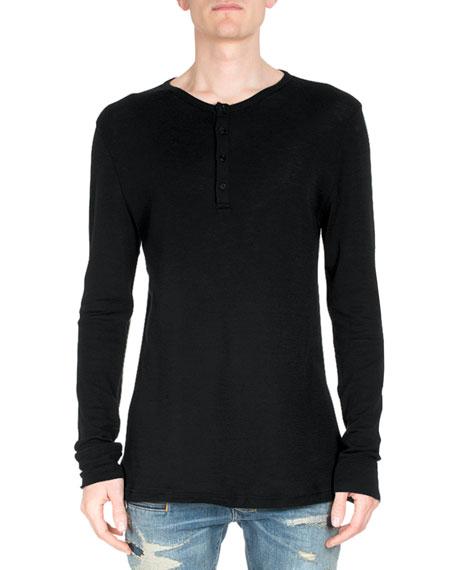 balmain long sleeve t shirt