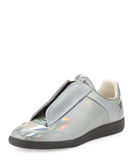 Maison Margiela contrast low-top sneakers cheap sale footaction cheap sale clearance QnFxZY