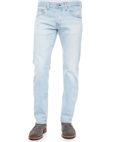 Matchbox Selvedge Denim Jeans